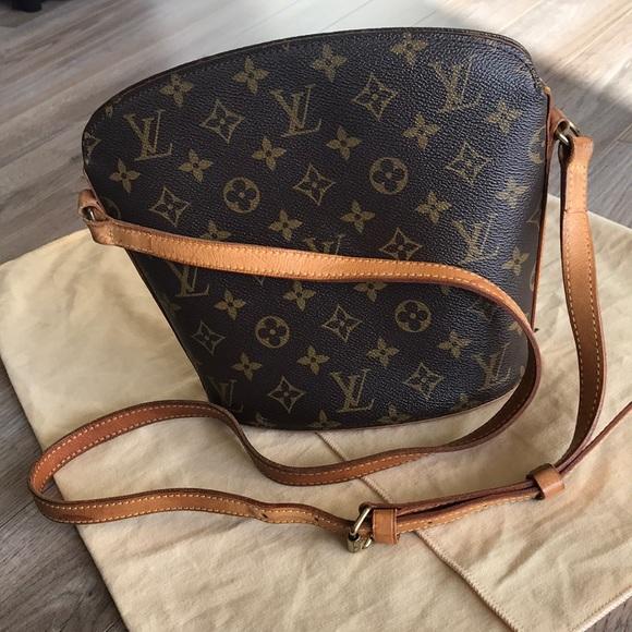 12459079ba05 Louis Vuitton Drouot. Listing Price   300